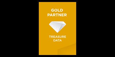 Treasure Data Partner Badge